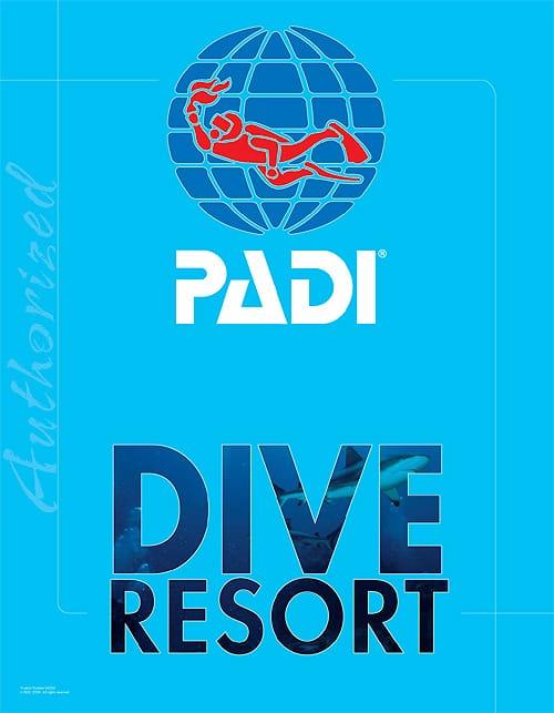 padi dive resort